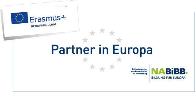 Erasmus plus Partnerlabel